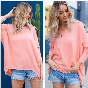 Tops - COMING SOON! Coral Tunic Top